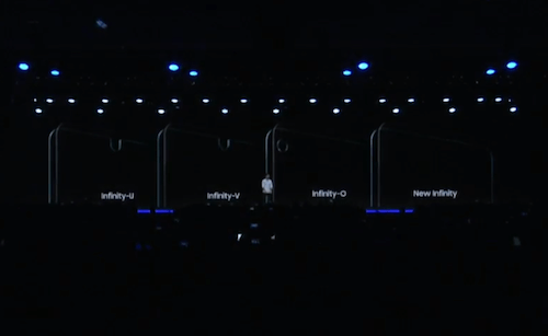 Samsung varianti notch