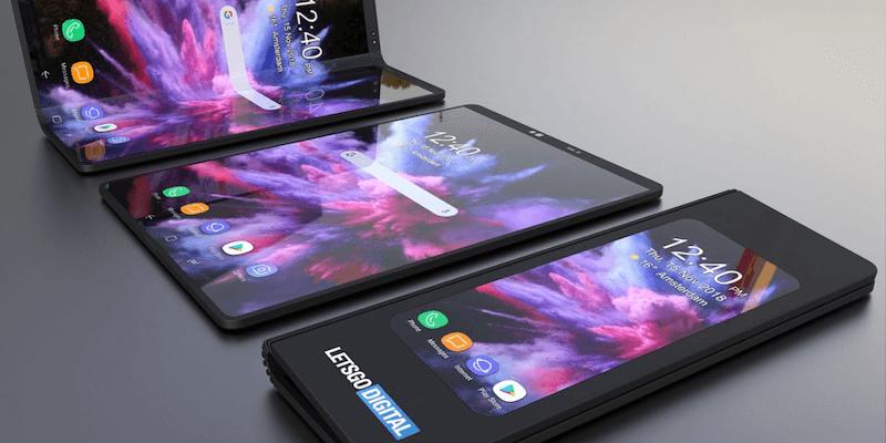 Smartphone pieghevole: nuovi dettagli sul Samsung Galaxy F