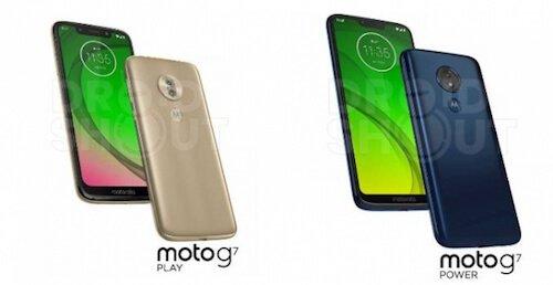 Moto G7 foto