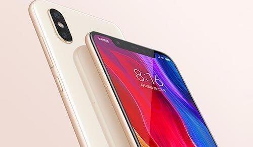 Xiaomi Mi 8 foto