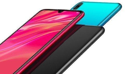 Huawei Y7 Pro 2019 foto