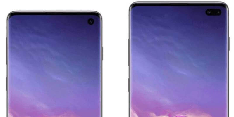 Samsung Galaxy S10: arrivano le immagini per la stampa