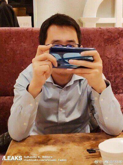 Xiaomi Mi 9 foto