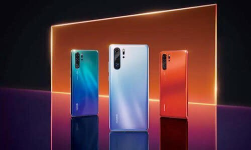 Huawei P30 foto