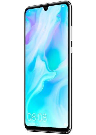 Huawei P30 Lite render