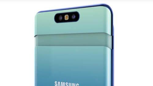 Samsung Galaxy A90 foto