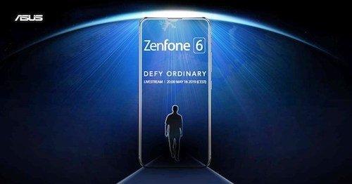 Asus Zenfone 6 foto