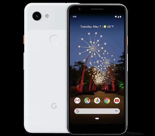 Google Pixel 3a foto