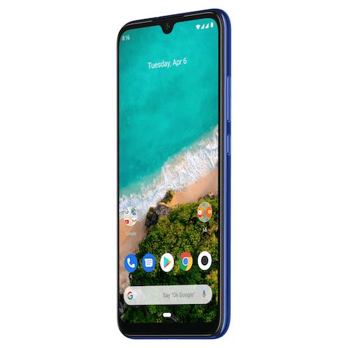 Xiaomi Mi A3 render
