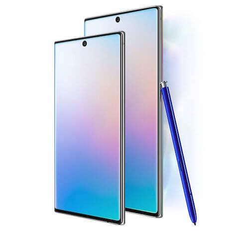 Samsung Galaxy Note 10 foto