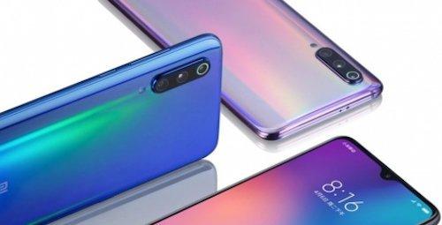 Xiaomi Mi 9 5G render