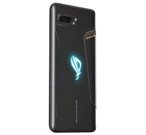 ASUS ROG Phone II Ultimate Edition render