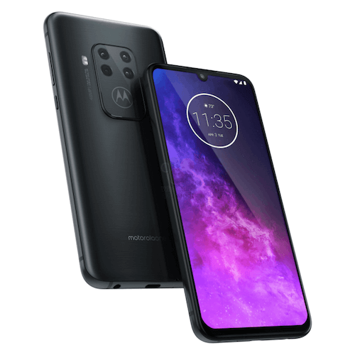 Motorola One Zoom render