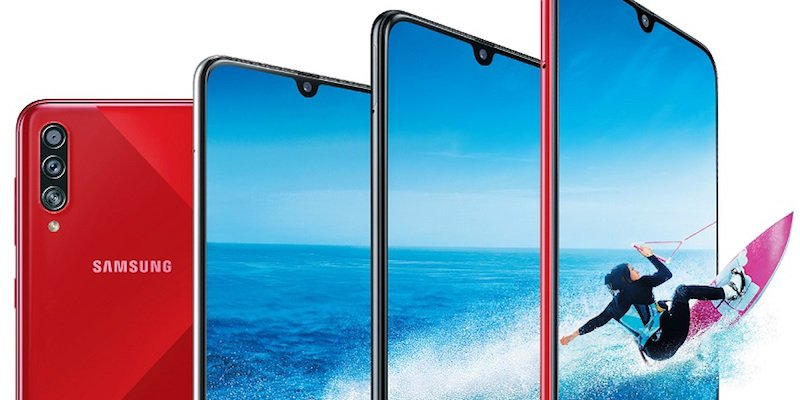 Samsung Galaxy A70s ufficiale con fotocamera da 64 MP