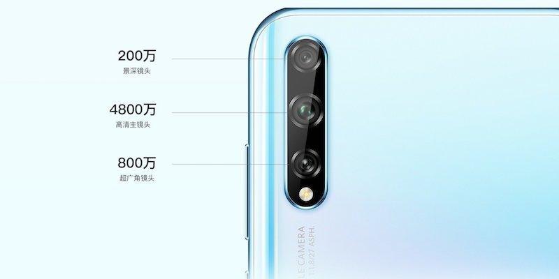 Huawei Enjoy 10s ufficiale con Kirin 710F e sensore da 48 MP