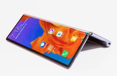 Huawei Mate X foto