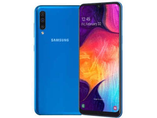 Samsung Galaxy A50 render