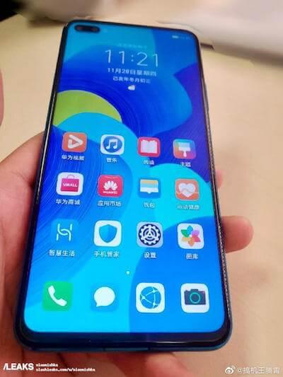 Huawei Nova 6 foto
