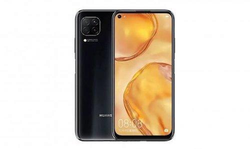 Huawei P40 Lite render