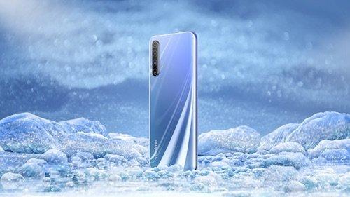 Realme X50 5G render