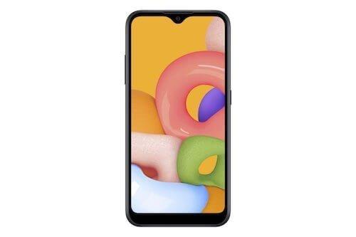 Samsung Galaxy A01 foto