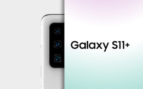 Samsung Galaxy S11 fotocamere