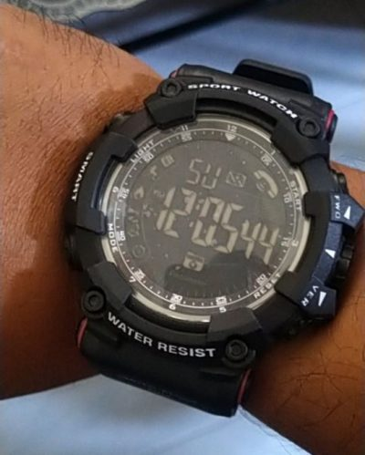 tactical watch polso