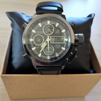x technical watch fronte