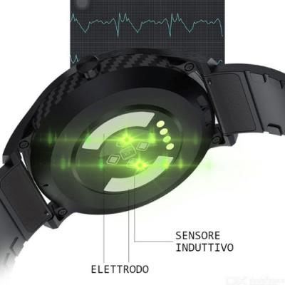smartwatch sensore biometrico